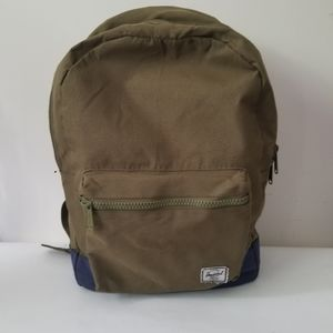 Herschel Supply Co Backpack army green navy